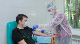 Попова: иммунитет к COVID-19 в 10 регионах имеют от 17 до 28% обследованных
