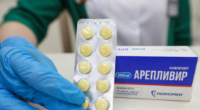 ФАС заинтересовалась ценами на препарат от коронавируса «Арепливир»