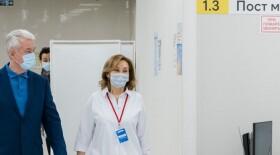 Современное оборудование и опытные специалисты: в Москве открыли два резервных госпиталя для борьбы с COVID-19