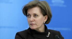 Попова рассказала об очагах COVID-19 в медорганизациях