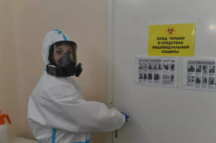 В регионах России растет количество заболевших COVID-19. Главное