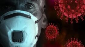Во Франции разработали маску, способную уничтожить COVID-19